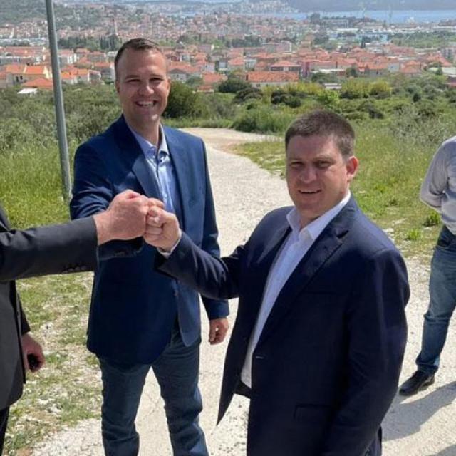 Butković u Trogiru