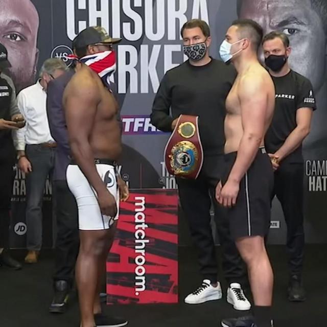 Chisora vs. Parker