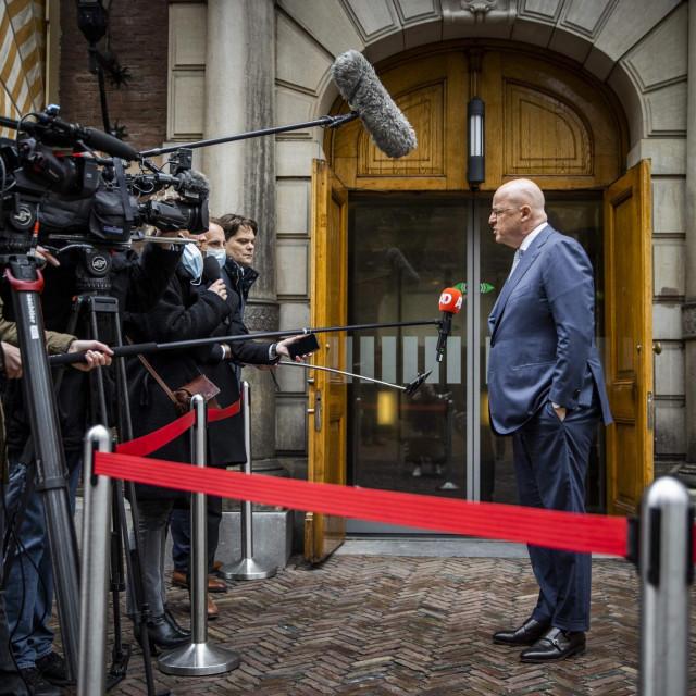 Nizozemski ministar pravosuđa i sigurnosti Ferdinand Grapperhaus