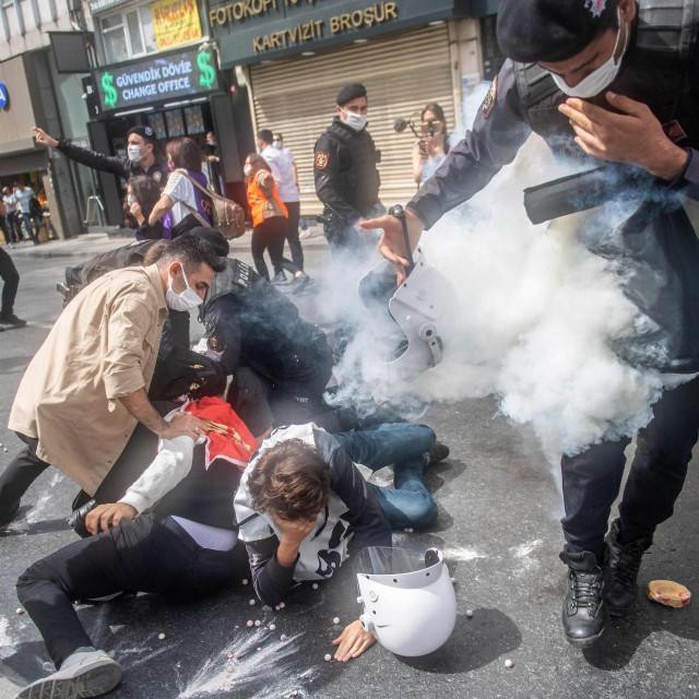 Prosvjedi u Turskoj