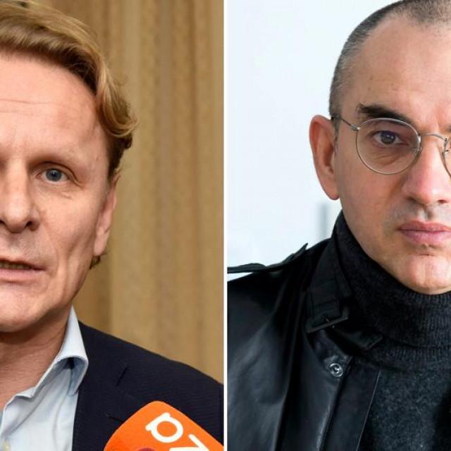 Ivan Đikić i Nenad Bakić