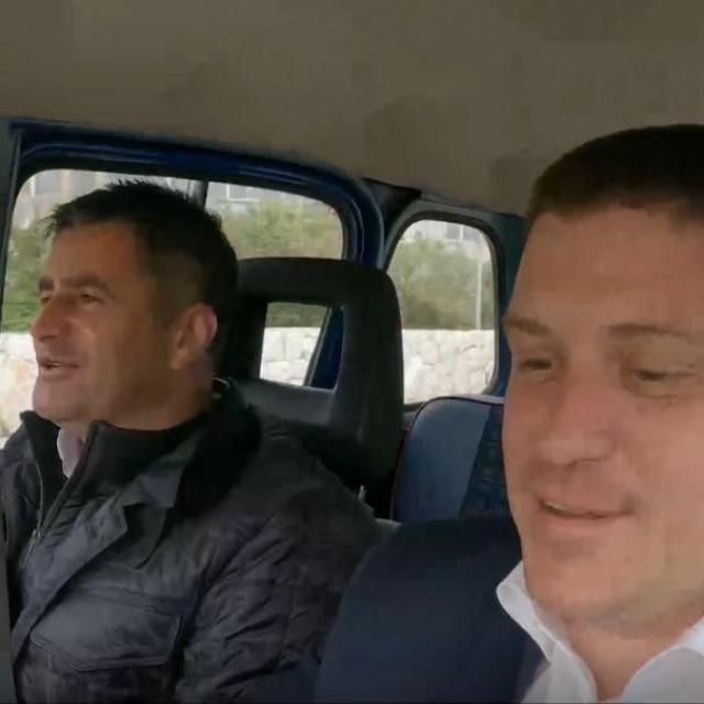 VIce Mihanović i Oleg Butković