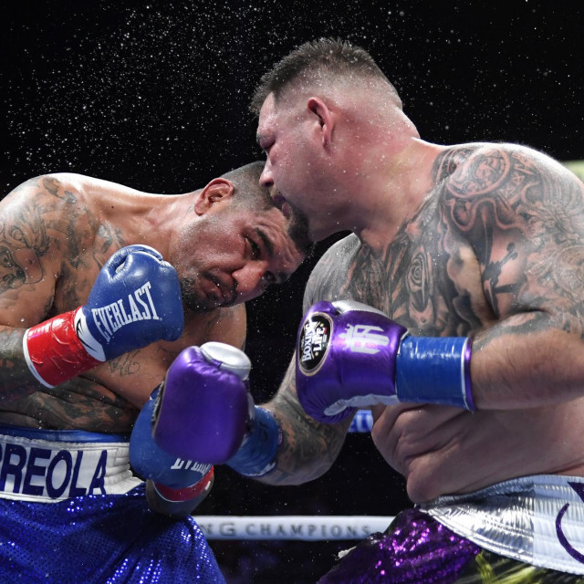 Chris Arreola i Andy Ruiz