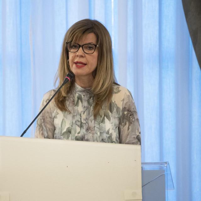 Biljana Borzan, hrvatska zastupnica u Europskom parlamentu (SDP, S&D)