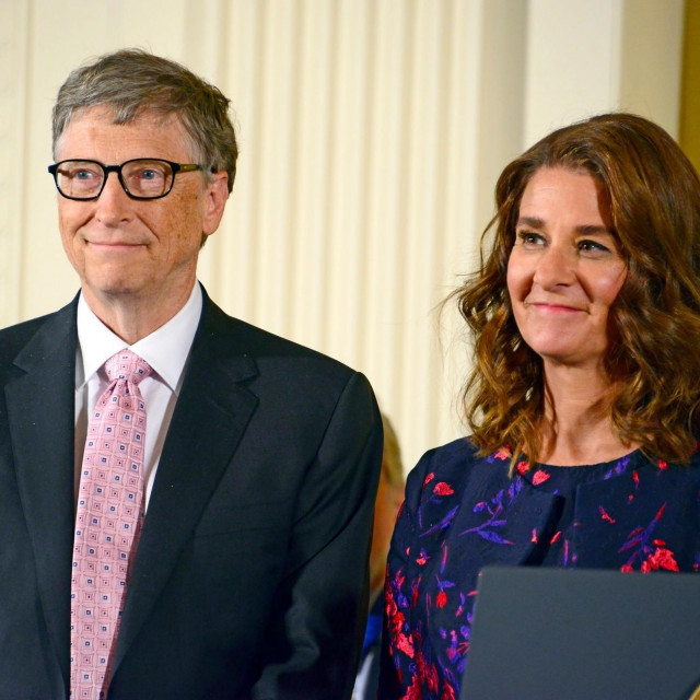 Bill i Melinda Gates