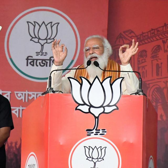 Indijski premijer Narendra Modi