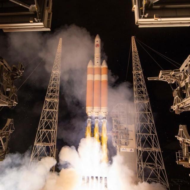 Lansiranje solarne sonde Parker 2018. godine