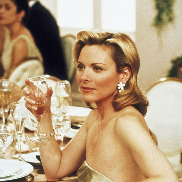 Kim Cattrall kao Samantha Jones