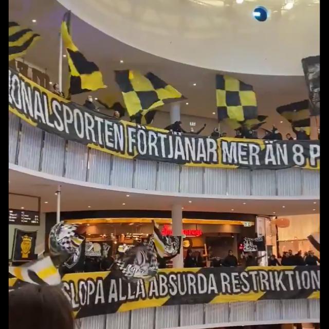 AIK navijači