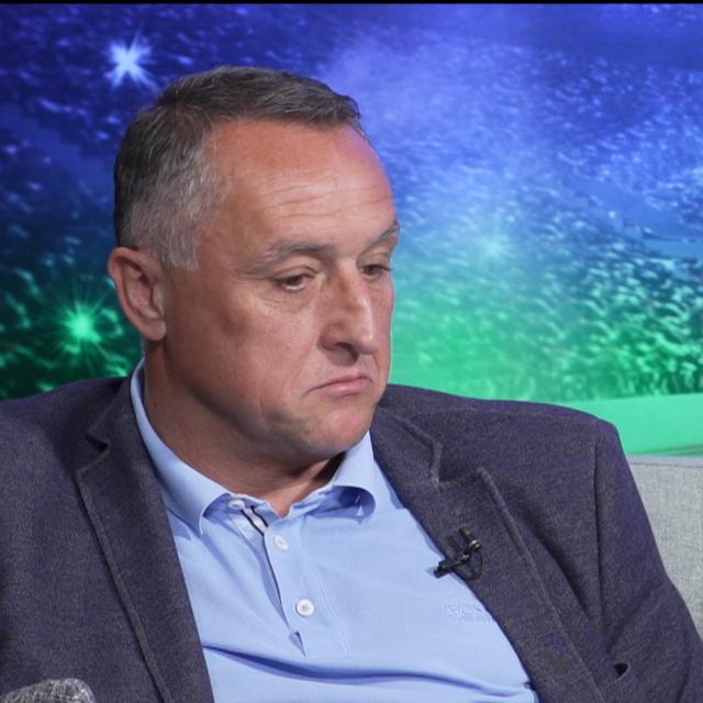 Nogometni menadžer Miroslav Bičanić