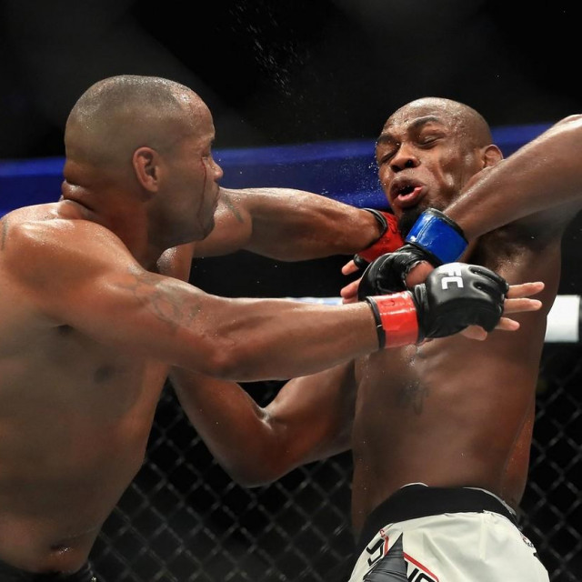 Daniel Cormier i Jon Jones