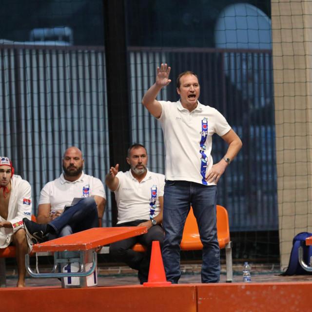 Vjekoslav Kobešćak, trener Juga, hoće li voditi momčad u finalu PH?
