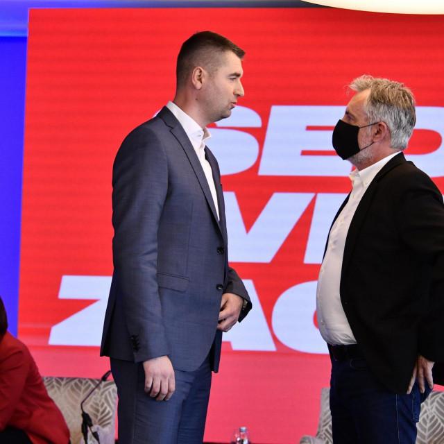 Davor Filipović, Miroslav Škoro