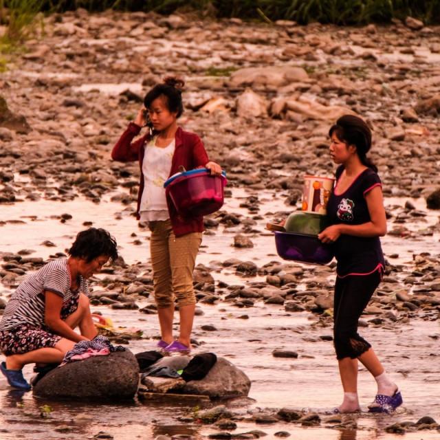 Prizor iz provincije Ryanggang