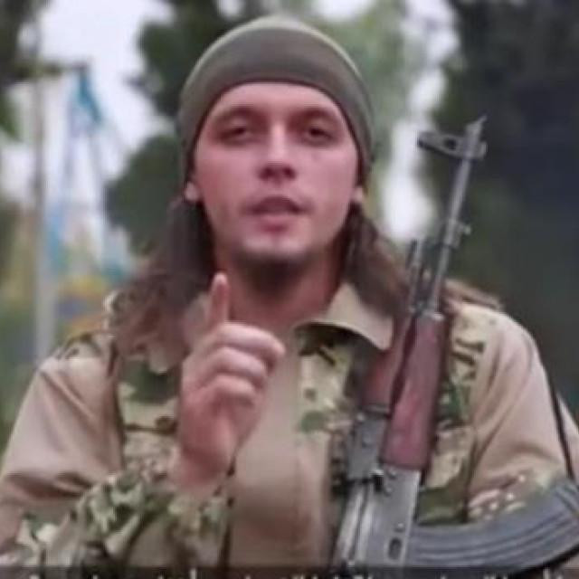 Jasmin Keserović, pripadnik ISIL-a