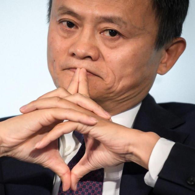 Jack Ma, osnivač Alibabe