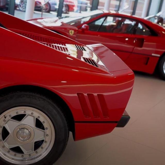 Kolekcija Ferrarija