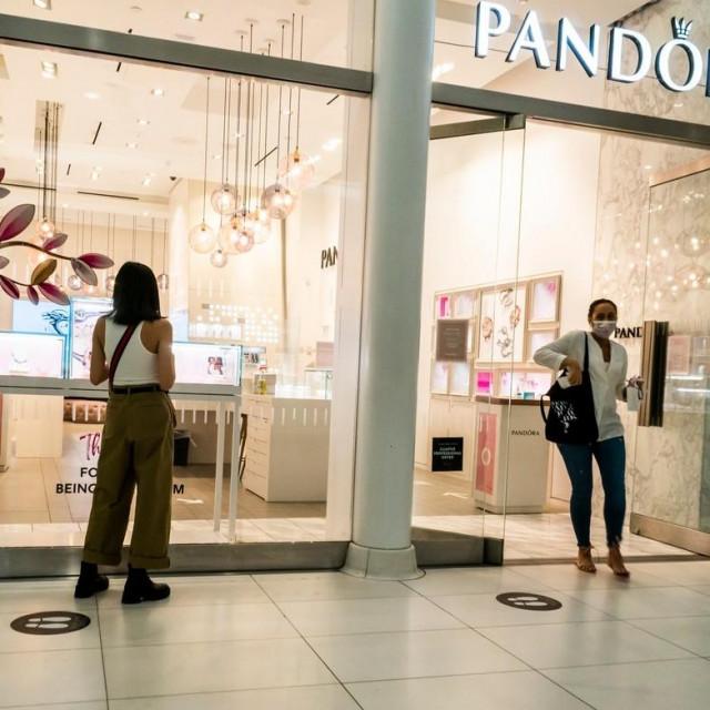 Trgovina Pandora