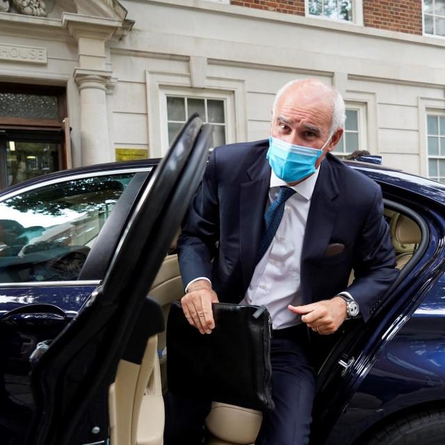 Joao Vale de Almeida,veleposlanik EU-a u Londonu