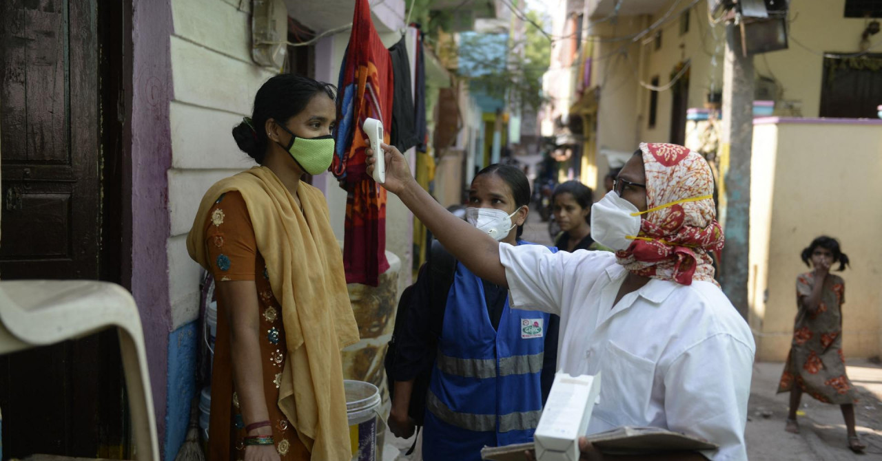 Covid se širi ruralnom Indijom: Broj mrtvih mogao bi biti do 10 puta veći od službenih podataka