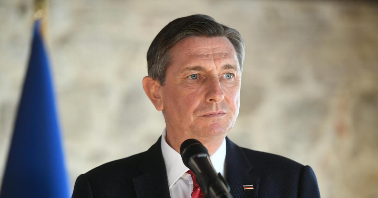 Pahor nakon radne večer s Đukanovićem: 'Došlo je do zastoja oko proširenja Europske unije'