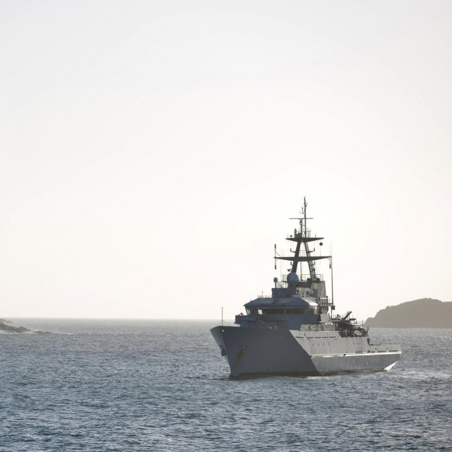 Patrolni brod HMS Severn (ilustrativna fotografija)