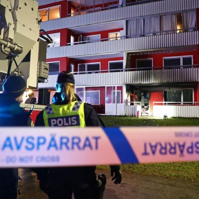 Švedska policija, Ilustracija