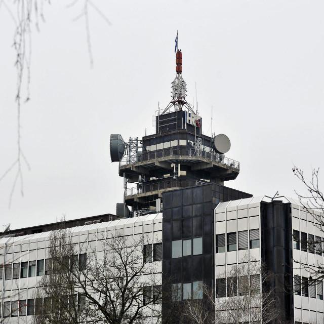 Zgrada Hrvatske radiotelevizije