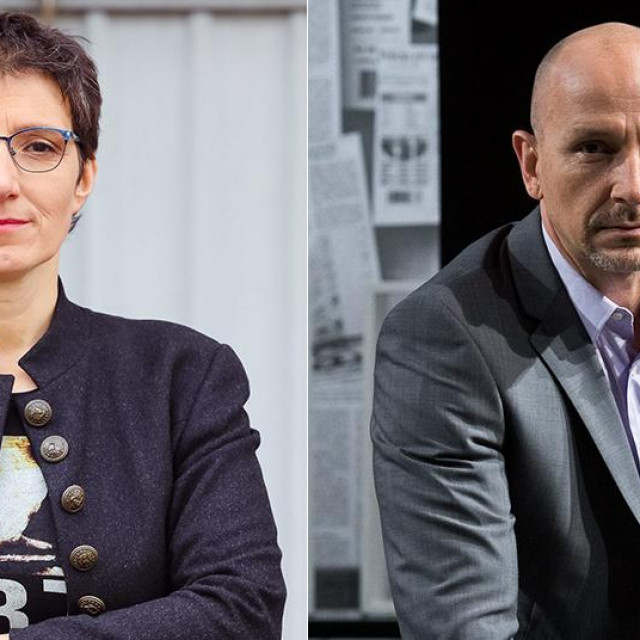 Maja Sever; Aleksandar Stanković