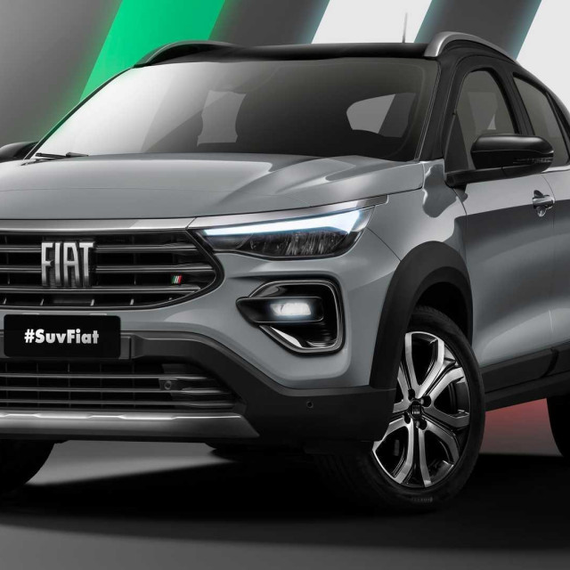 Crossover SuvFiat (render)