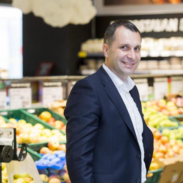 Zoran Mitreski - predsjednik Uprave Konzuma