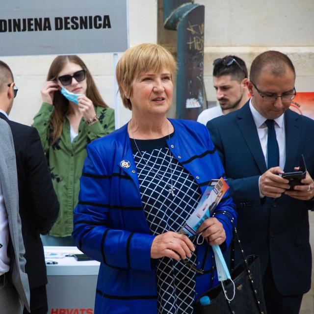 Hrvoje Zekanović i Ruža Tomašić