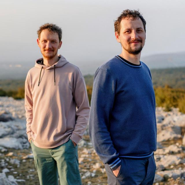 Domagoj i Hrvoje Boljar