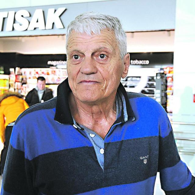 Ante Kostelić Gips