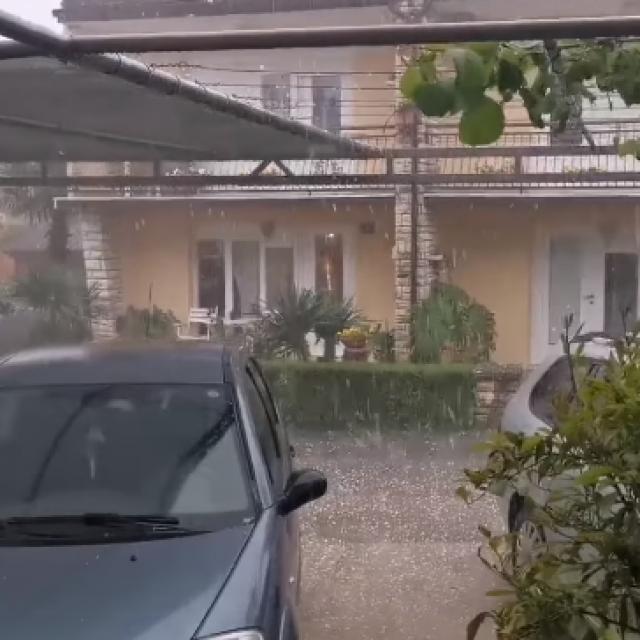 Nevrijeme u Istri