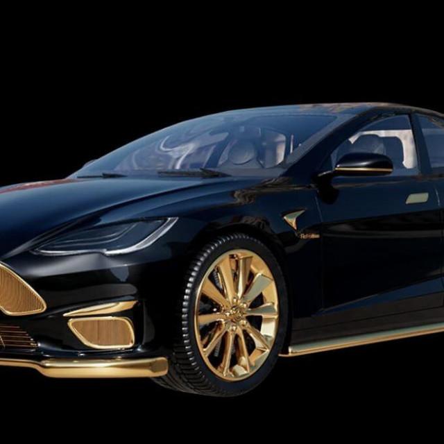Tesla Model Excellence 24K