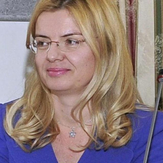 Zlata Đurđević, arhivska fotografija