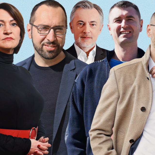 Kandidati za zagrebačkog gradonačelnika