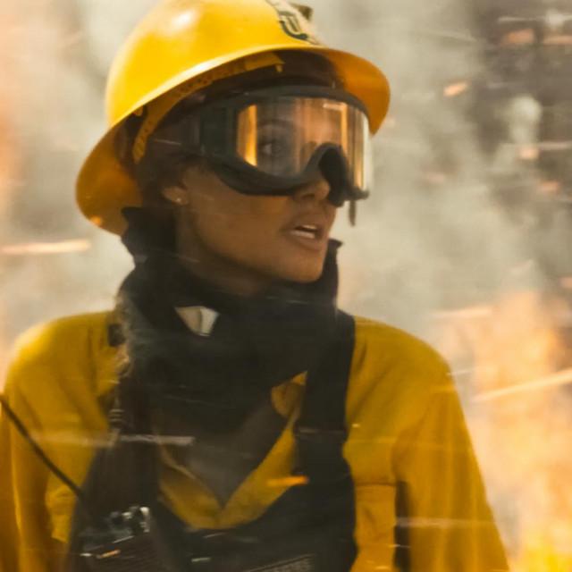 Angelina Jolie u svom novom filmu glumi vatrogaskinju