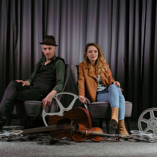 Kralj Čačka i Nina Bajsić