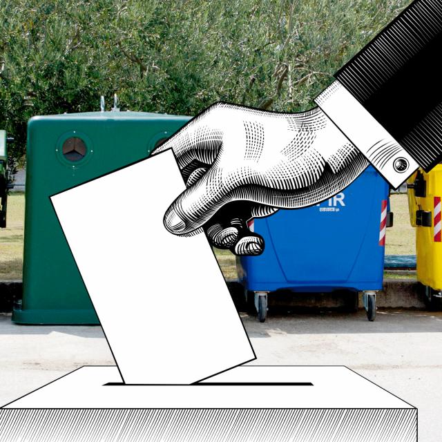 Lokalni izbori, Cropix Ilustracija