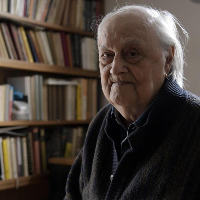 Juraj Dobrović, dobitnik nagrade za životno djelo za likovnu umjetnost