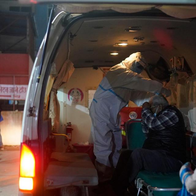 Nepal, borba s koronavirusom