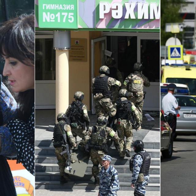 Pokolj u školi u Kazanju