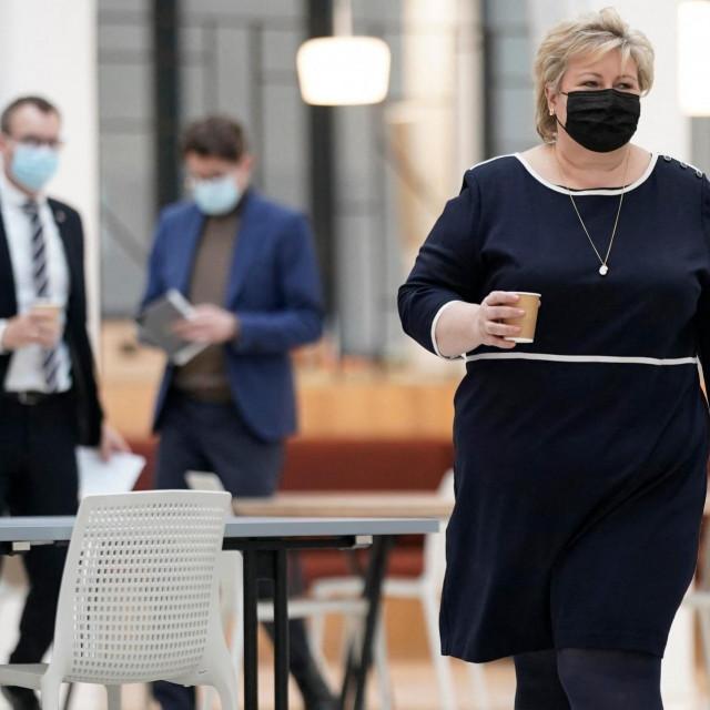 Premijerka Erna Solberg