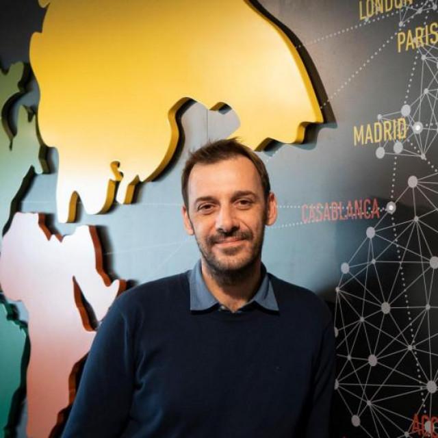 Silvio Kutić, CEO Infobip