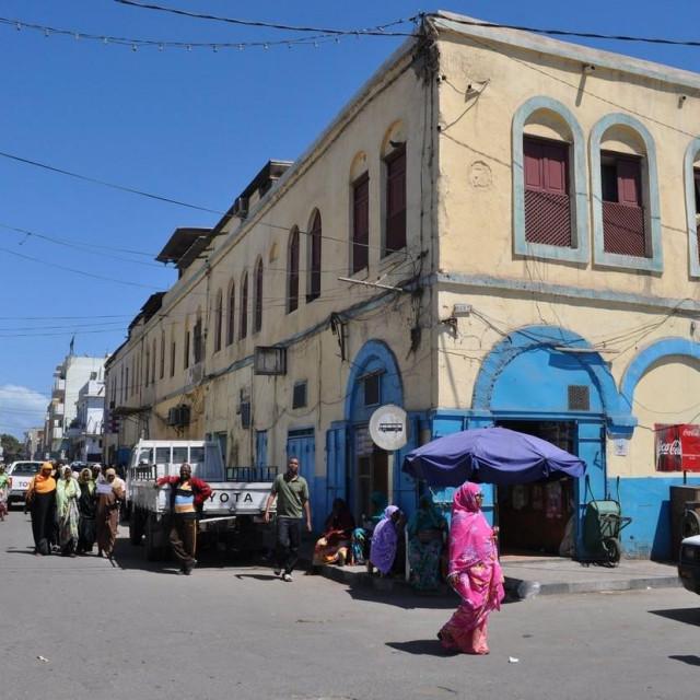 Prizor iz Džibutija