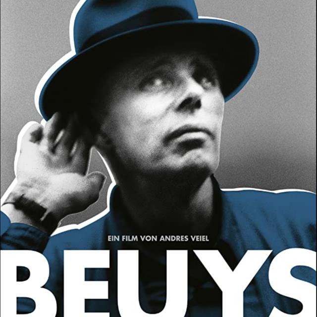 Plakat za Beuysa