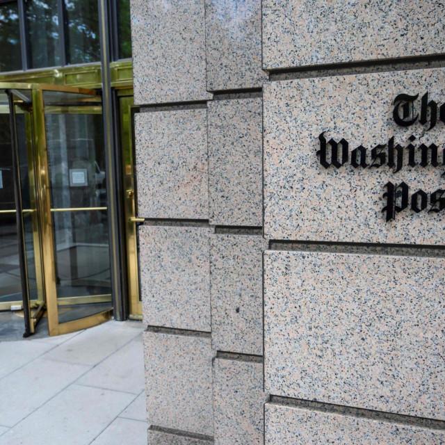 Redakcija Washington Posta