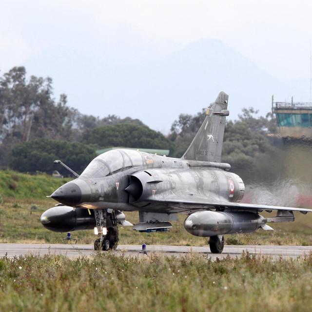 Mirage 2000 / Ilustracija